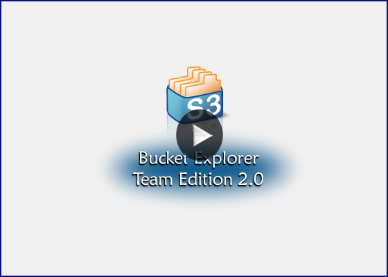 Start with Bucket Explorer Team Edition