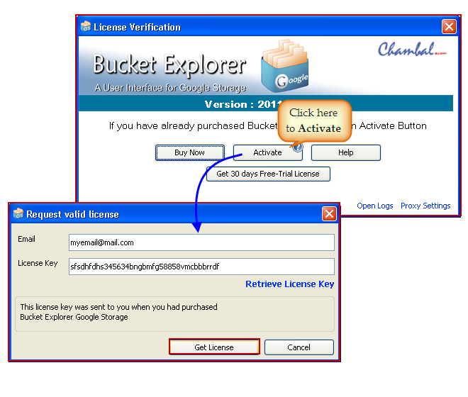 buy bucket explorer google storage