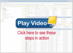 Play video AWS Import Service